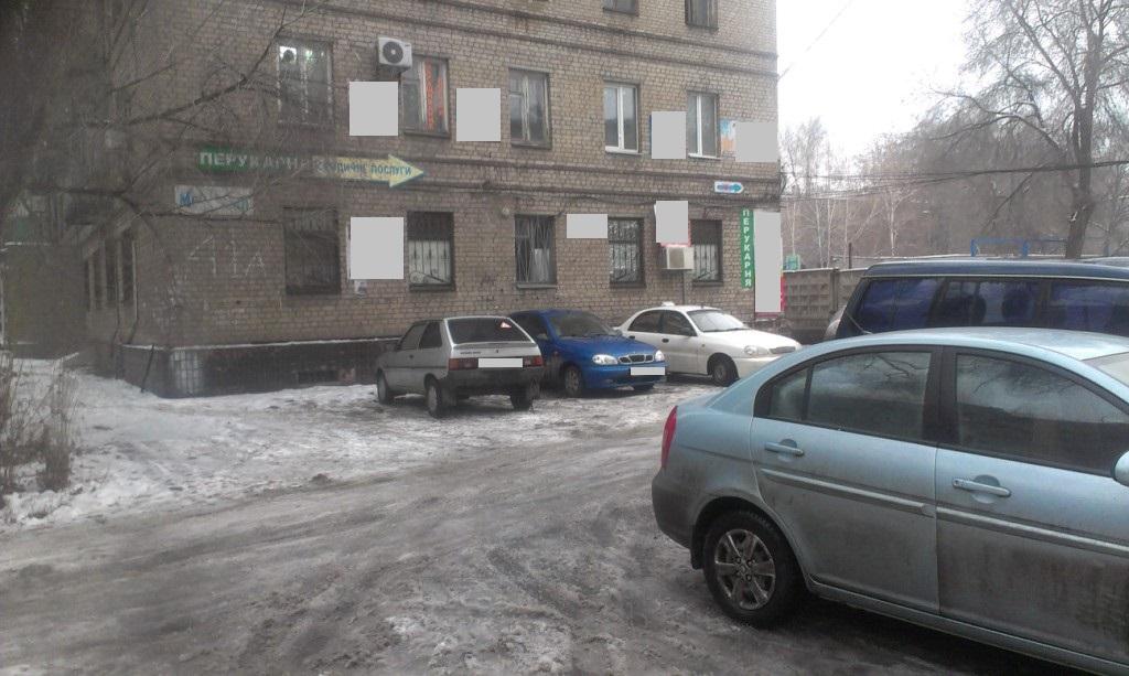 Нежитлові приміщення (підвал) в м. Запоріжжя, загальною площею 32,1 кв. м