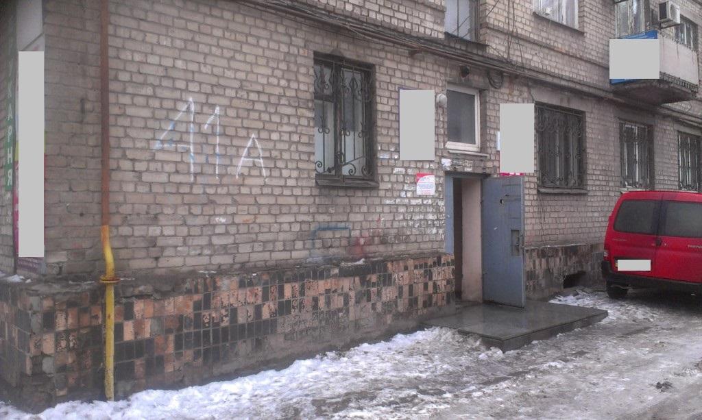 Нежитлові приміщення (підвал) в м. Запоріжжя загальною площею 15,8 кв. м
