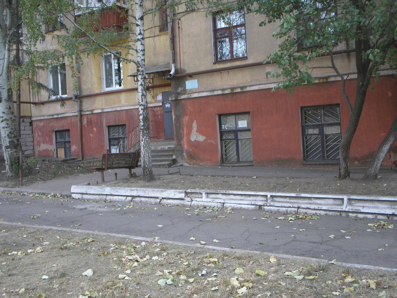 Нежитлове приміщення в м. Марганець, вул. Палацова, буд. 3, площею 170,7 кв. м