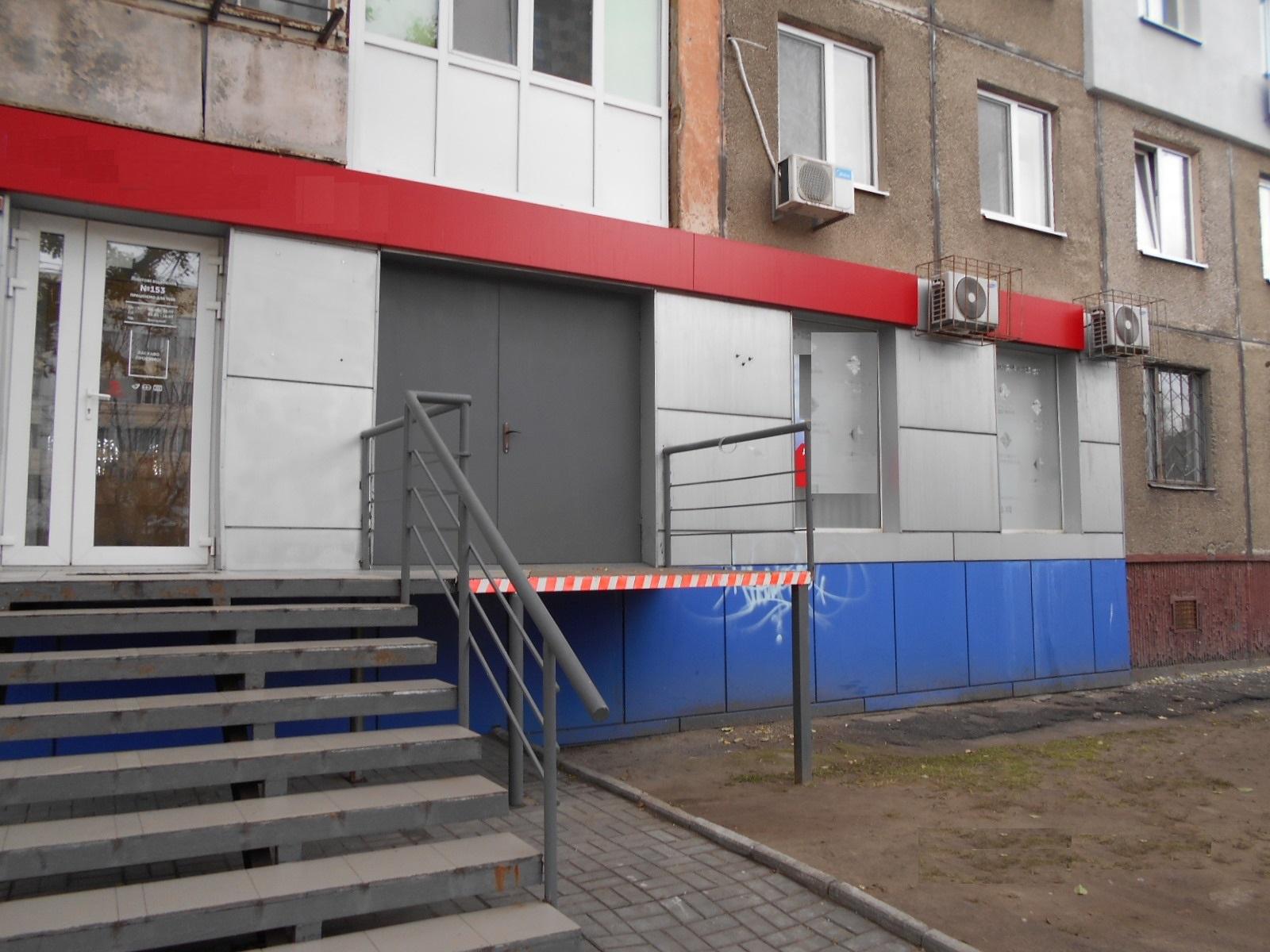 Нежитлові приміщення в м. Дніпро, площею 98,3 кв. м