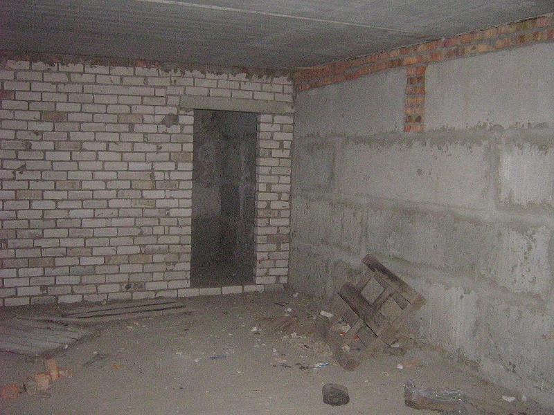 Нежитлові приміщення (підвал) загальною площею 329,1 кв. м у 4-х поверховій будівлі, в м. Миколаїв